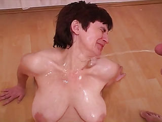 Saggy tits mature takes on 4