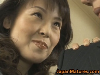 Free porn video japanese woman matured fuck big tits