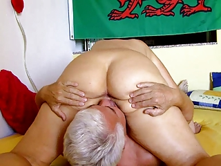 SilverStallion and SwissMature - two mature porn stars
